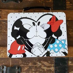 Minnie & Mickey Lunchbox